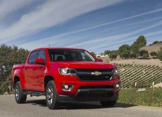 2016 Chevrolet Colorado 4WD Z71 on Everyman Driver with Dave Erickson