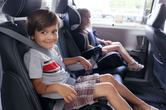Are Your Kids Ready for Summer Travel on Everyman Driver