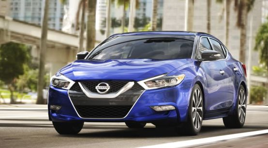 2017 Nissan Maxima Pricing Announced on Everyman Driver