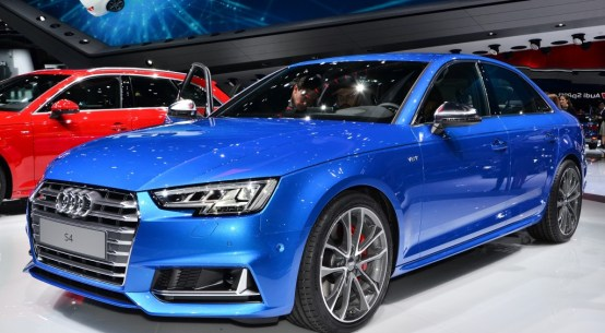 Sporty and High-Tech: Audi S4 and S4 Avant on Everyman Driver