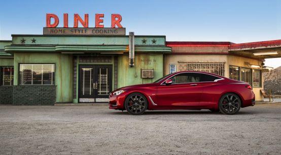 2017 Infiniti Q60 on Everyman Driver, Dave Erickson