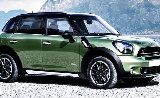 2017 Mini Cooper Countryman on Everyman Driver