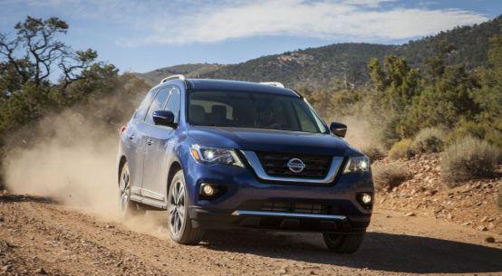 Everyman Driver: 2017 Nissan Pathfinder with Dave Erickson