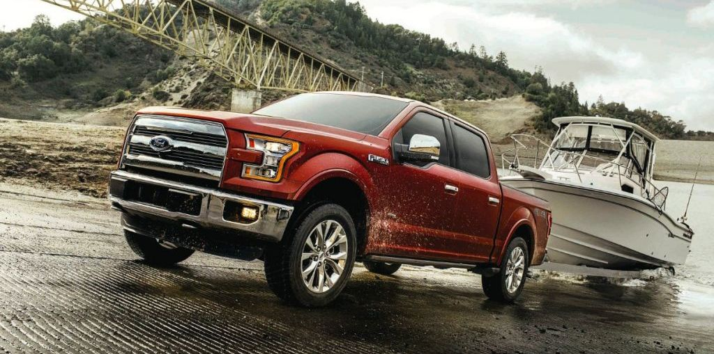 "The 2017 Ford F-150 is taking home the Kelley Blue Book KBB.com ""Best Buy"" of the Year for trucks award, marking the third year in a row F-150 has won the honor."