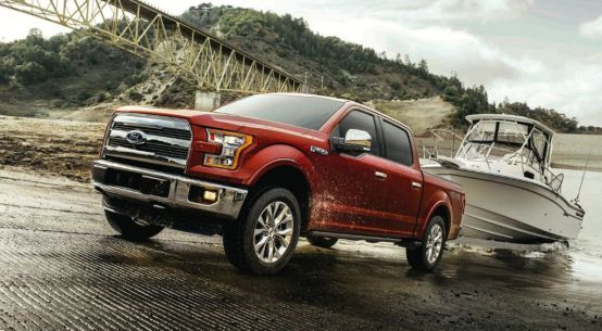 """The 2017 Ford F-150 is taking home the Kelley Blue Book KBB.com """"Best Buy"""" of the Year for trucks award, marking the third year in a row F-150 has won the honor."""