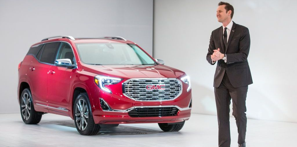 2018 GMC Terrain on Everyman Driver with Dave Erickson