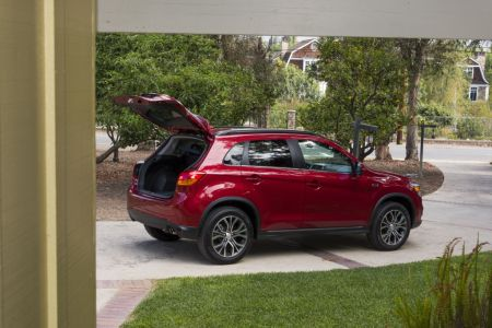 2017 Mitsubishi Outlander Sport on Everyman Driver