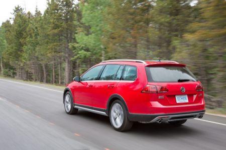 2017 Volkswagen Golf Alltrack 4Motion