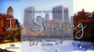 The Edge Ice Skating