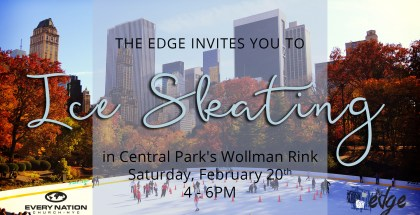 The Edge Ice Skating