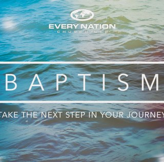 Next Water Baptism – August 7th