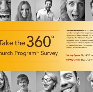 360 ̊ Church Program Survey