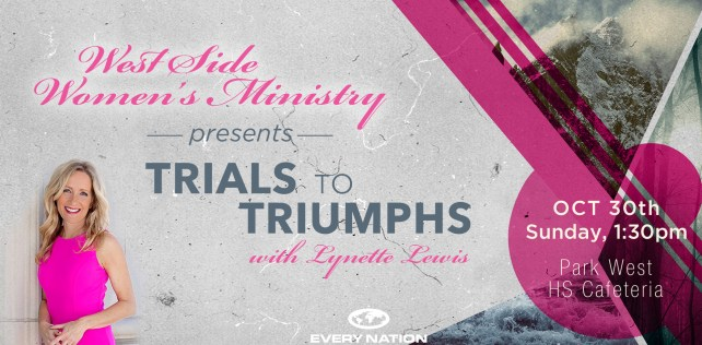 Trial to Triumphs with Lynette Lewis