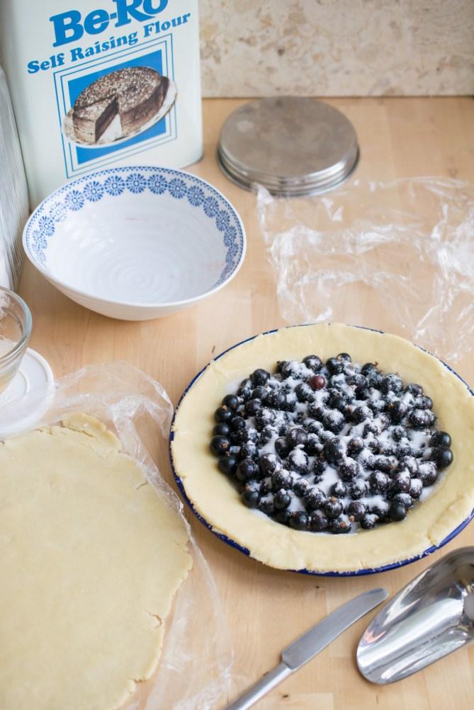 Blackcurrant Plate Pie-6