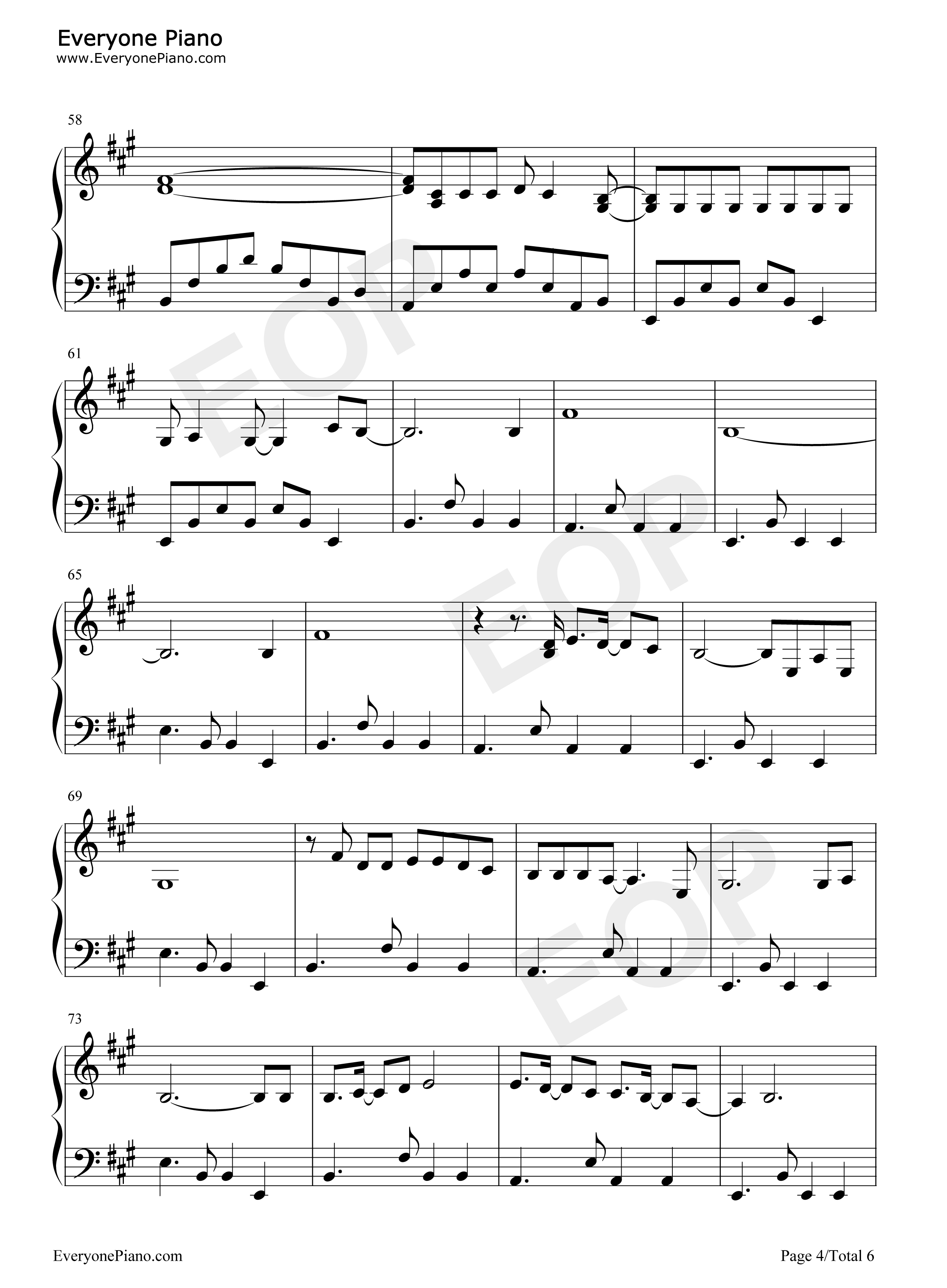 Best The Weeknd Wicked Games Piano Sheet Music Free Image Collection