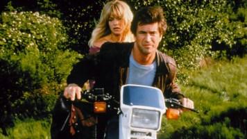 Motorcycle Chase: Goldie + Mel