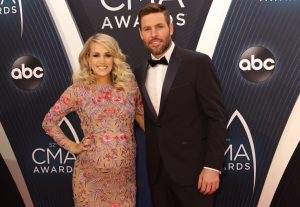 Mike Fisher Praises Carrie Underwood After Oklahoma Hall