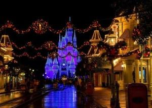 A Magical Christmas at Disney World