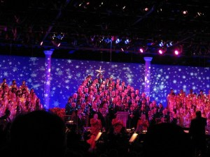epcot candlelight processional