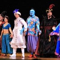 Disney's Aladdin A Musical Spectacular at California Adventure Park