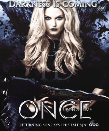 Once Upon a Time - The Dark Swan