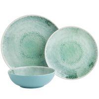 Waterways Melamine Dinnerware   Everything Turquoise