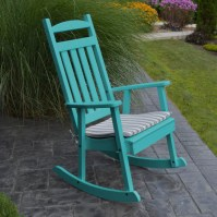Classic Porch Rocking Chair | Everything Turquoise