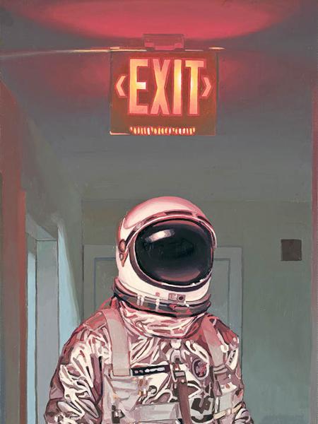 Night King Hd Wallpaper Future Space Art By Scott Listfield