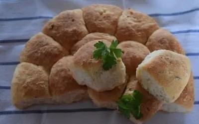 Ψωμάκια από πατάτα!!!