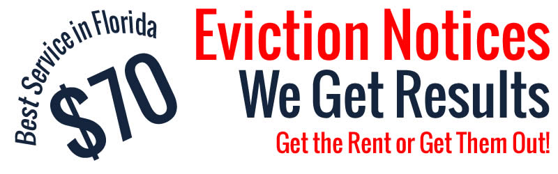 Eviction Miami Dade Landlord Evictions Miami Beach - eviction notice