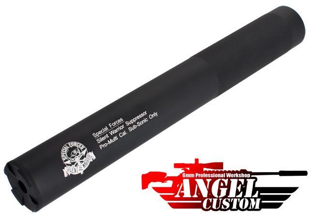 Angel Custom Bio Hazard 275mm Cnc Aluminum 14mm Airsoft
