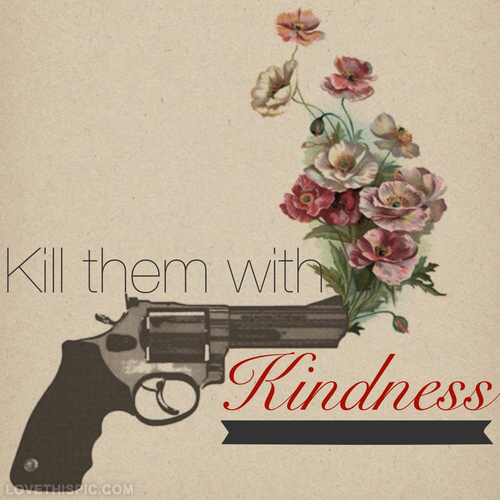 Guitar Wallpaper For Facebook Cover For Girls Quotes Kill Someone With Kindness Evil English