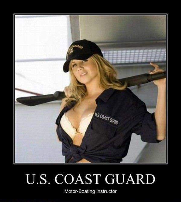 U S Coast Guard tig ol bitties cool stuff  Guitar Hero?  Ill play the large bongos (38 pics)