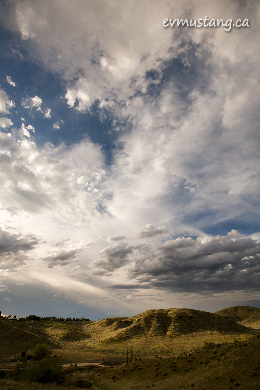 image of foothills in Boise, Idaho