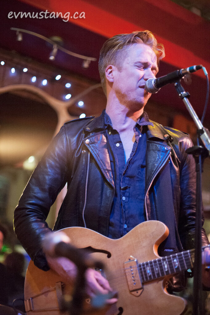 image of graeme kennedy playing at the spill, peterborough