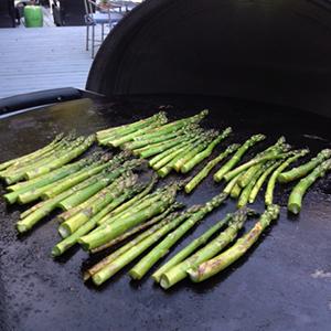 Evo Recipe Asparagus