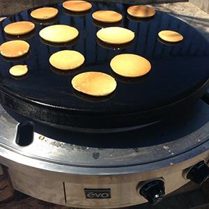 Evo Recipe Basic Pancakes