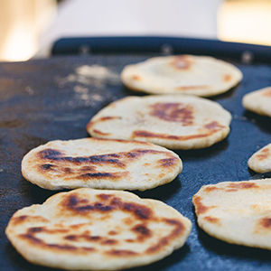 Evo Recipe Naan Flatbread