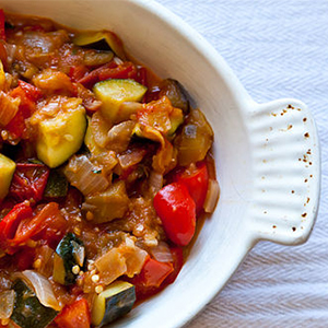 Evo Recipe Evo Style Ratatouille