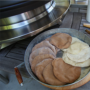Evo Recipe Pita Bread