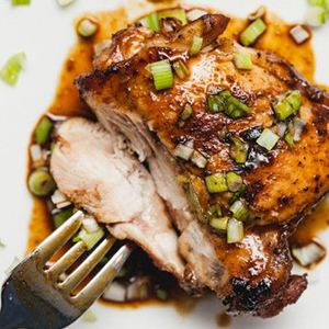 5 Spice Grilled Chicken