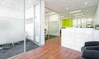 JBG Accounting - New office interior design in Newcastle NSW