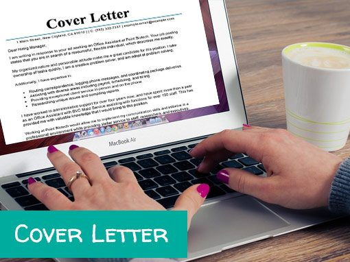 Cover Letter Evolution Coaching - Your Career Experts
