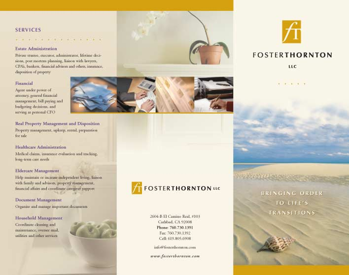 Language Learning Tri Fold Brochure Template by @StockLayouts - office newsletter