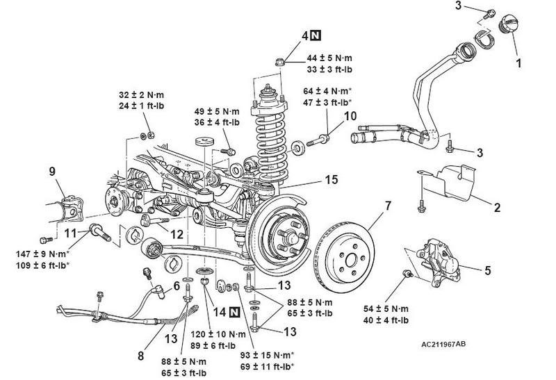 2010 ford flex Motor diagram