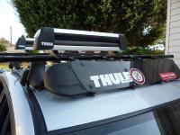 Thule Roof Rack - EvolutionM - Mitsubishi Lancer and ...