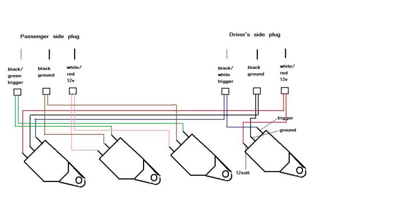 amplifier wiring diagram for challenger