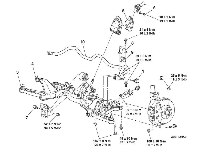 torque wrench parts diagram