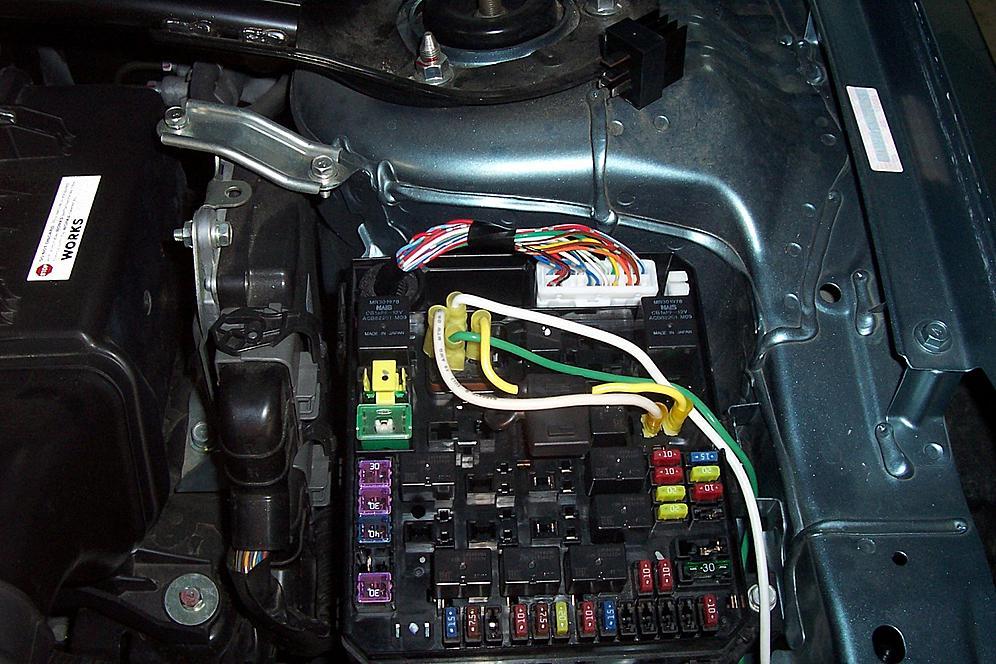 06 Dodge Ram Fuse Box Disabling Daytime Running Lights Page 2 Evolutionm