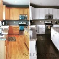 Updated Oak Kitchens